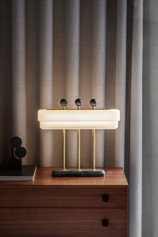 Spate Table Lamp Bert Frank In 2020 Contemporary Table Lamps Table Lamp Table Lamp Lighting