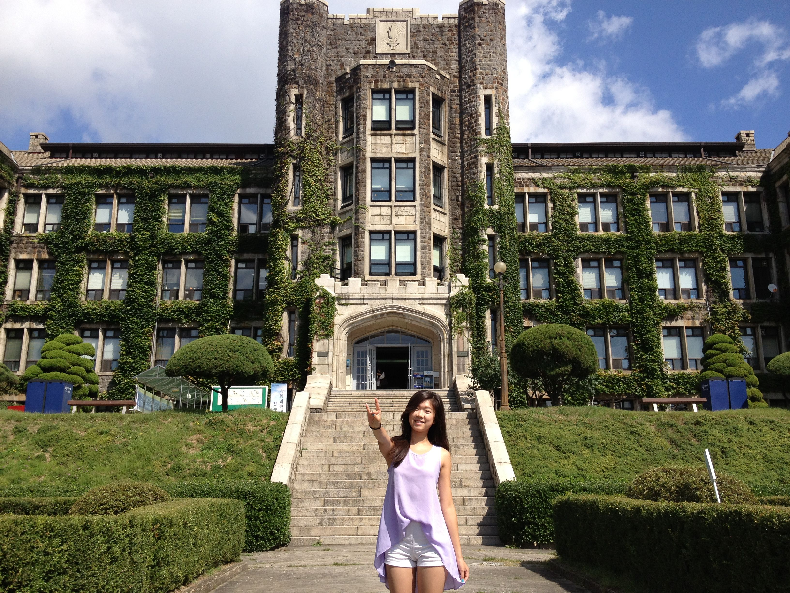 Study Abroad in Korea | Yonsei University - YouTube
