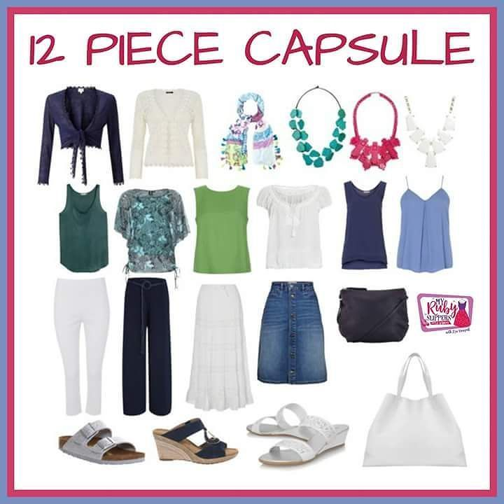 12 items plus #accessories #capsulewardrobe #colour_guru #colour #confidence #fabover50 #fabover40 #empoweringwomen #loveyourself #selfconfidence #womensfashion #womenofacertainage #lookgoodfeelfabulous #niftyfifty #styleguide #styletips #empowerment #colourful #selfimage #selfie  #stylechallenge #irreverent #sassy #savvy #attitude #possibility