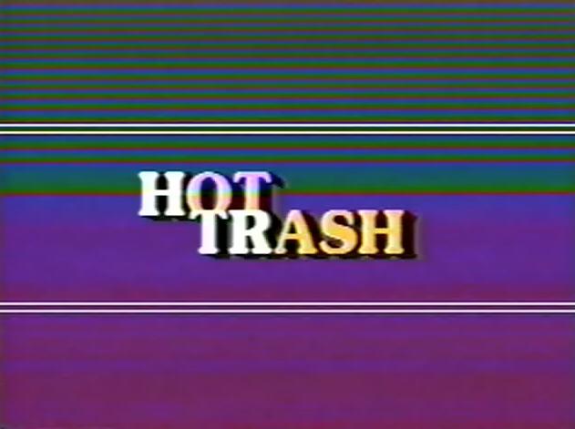Retro-Future VHS Cyber Noir