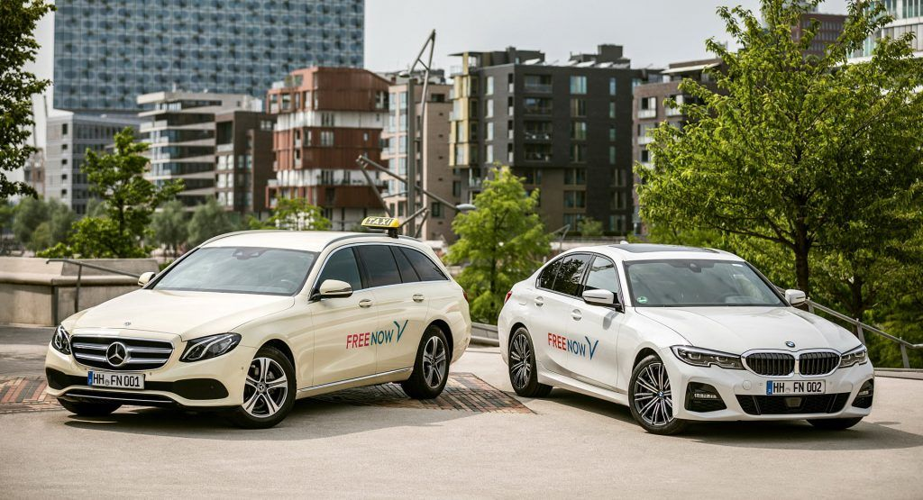 BMW And Daimlers FreeNow Venture Will Fight Uber In Europe And Latin America