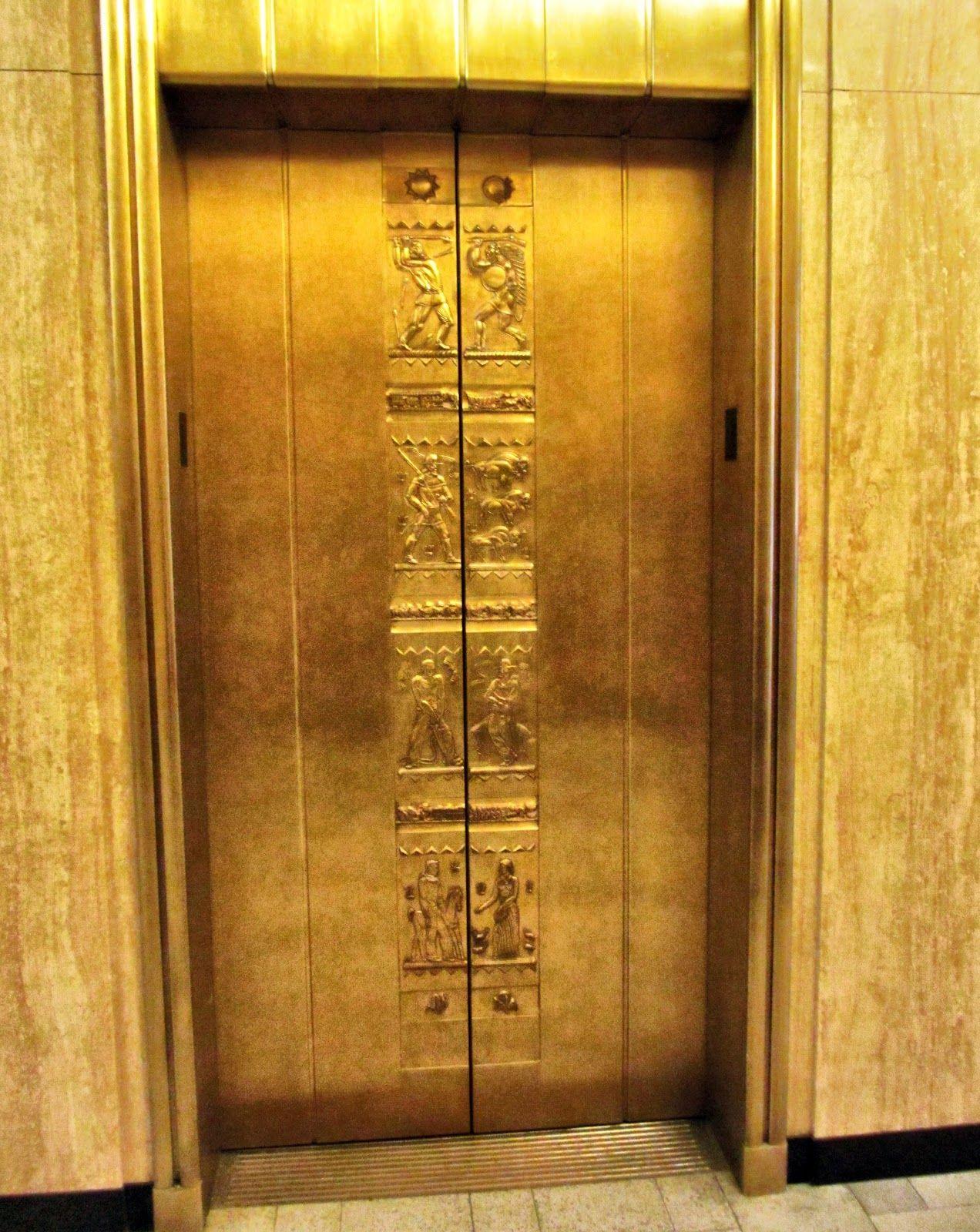 Art Deco Elevator Doors Google Search Art In 2019