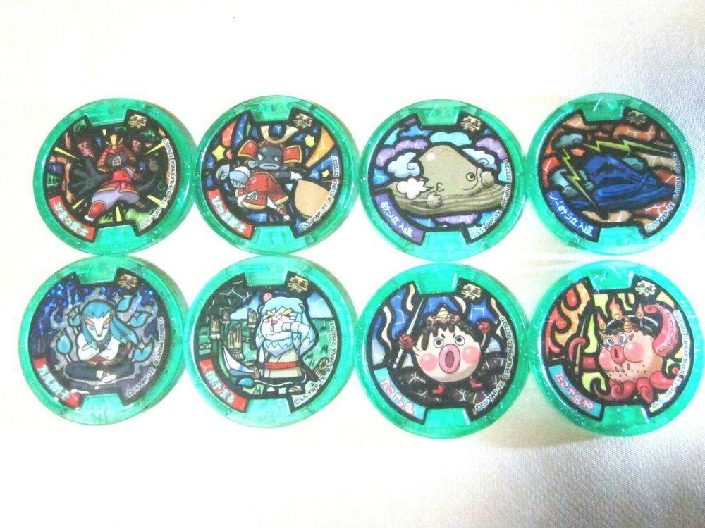 Snartle Buster Medal Japanese