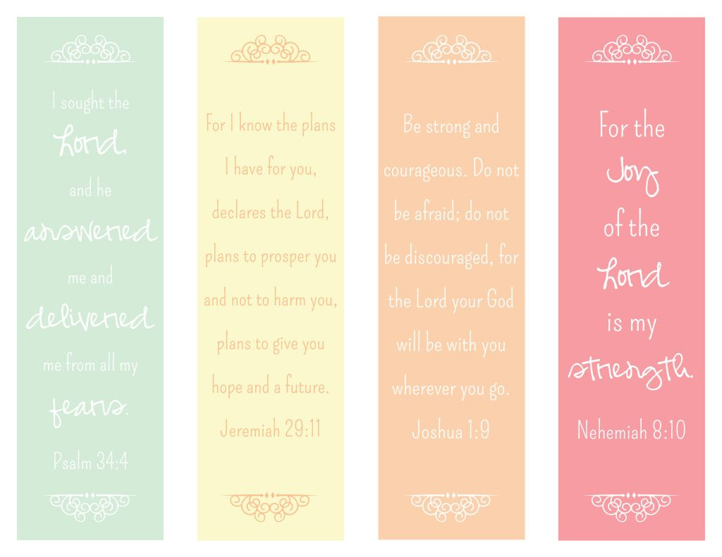 encouraging verses bookmark - the paper vine … | womens retreat | pinte…