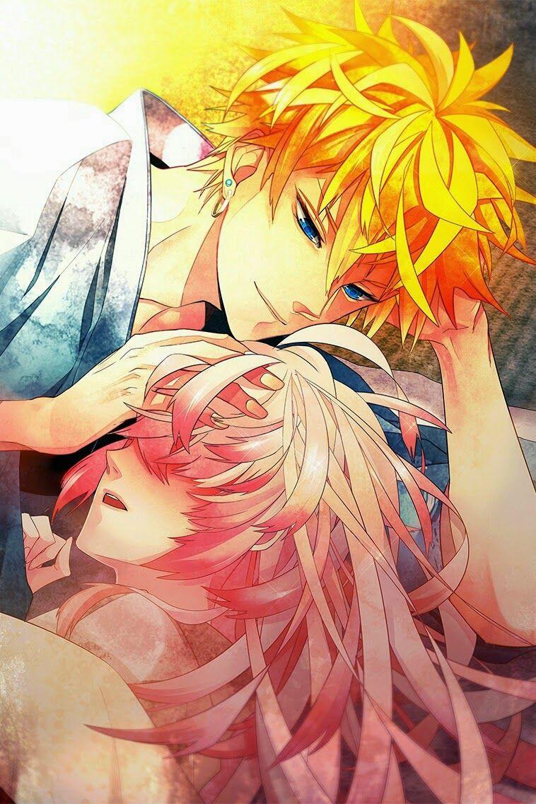 Otome otaku girl shall we date mononoke kiss