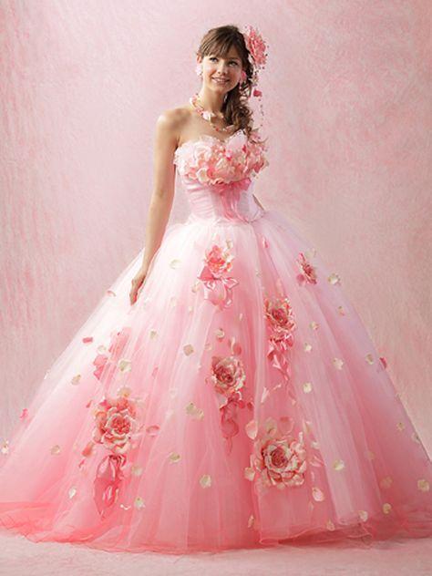 Japanese bridal dress
