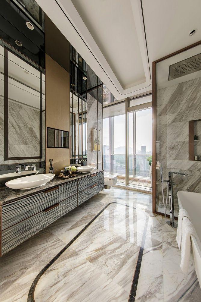 Beautiful bathroom Bathoorm Essentials Pinterest Baños, Baño - baos lujosos
