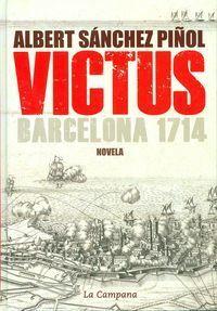 Recomendación literaria: Victus, el libro más vendido en Sant Jordi 2013