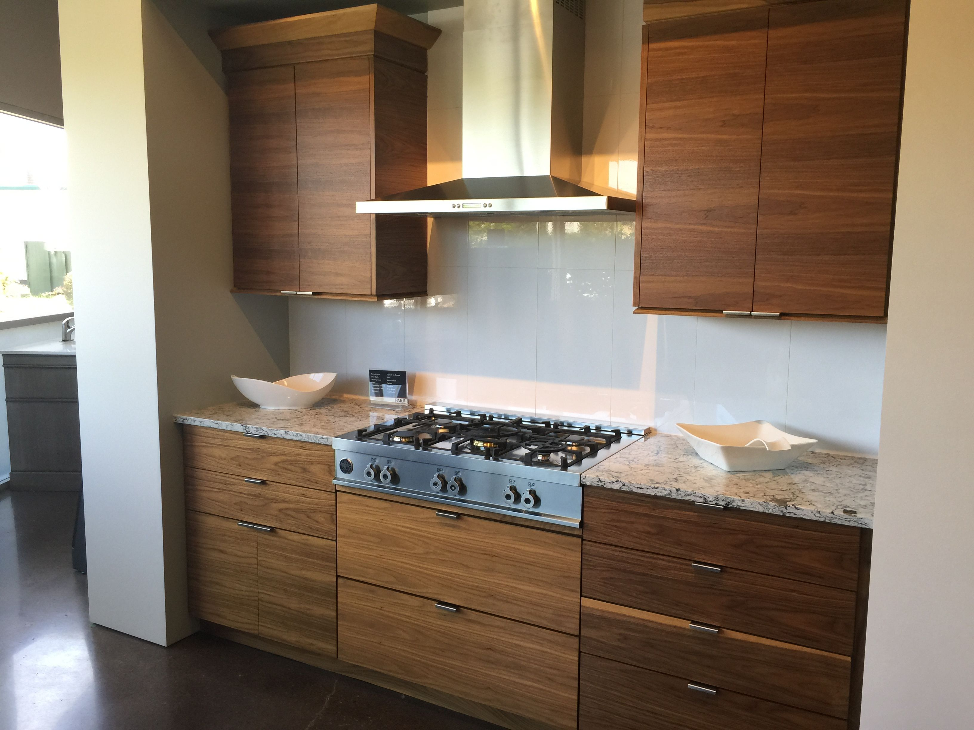 Cabinet style for Omega that we really like (walnut ...