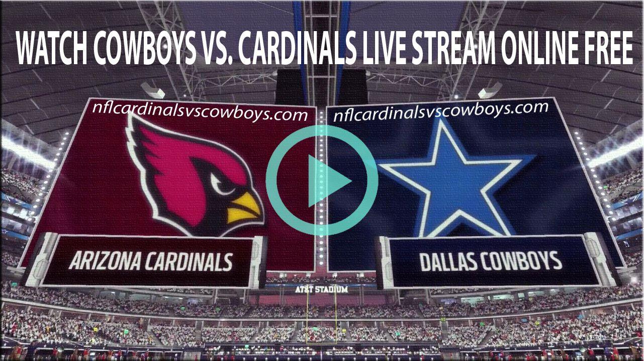 Pin On Free Dallas Cowboys Vs Arizona Cardinals Live