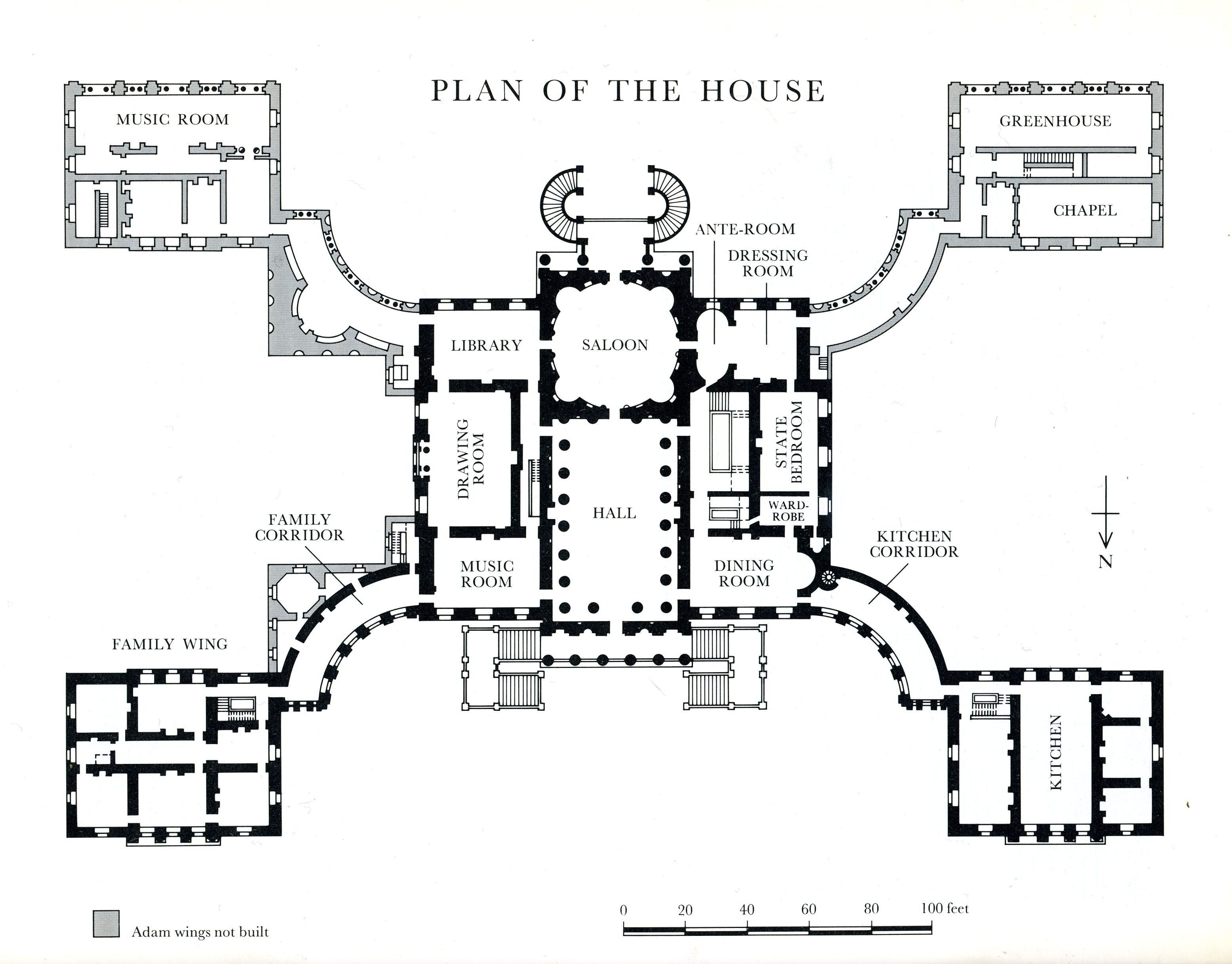 Mansion courtyard blueprint google search floorplans for Mansion floor plans with ballroom