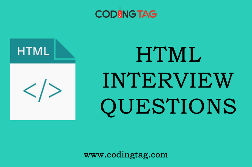 Top 50 Html Interview Questions This Or That Questions Interactive Websites Learn Web Development