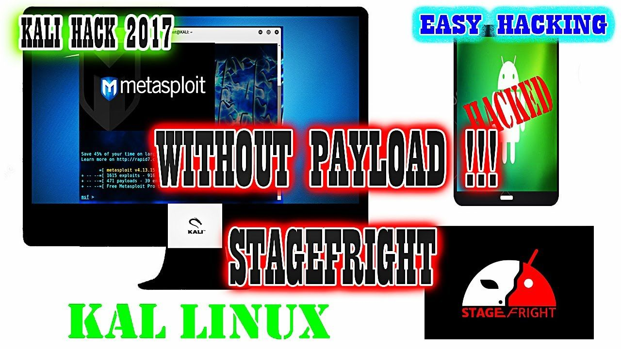 Hack Android Using Image Payload