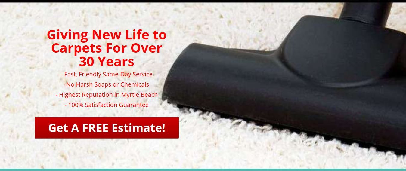 All About Carpet Cleaning & Upholstery, a Myrtle Beach