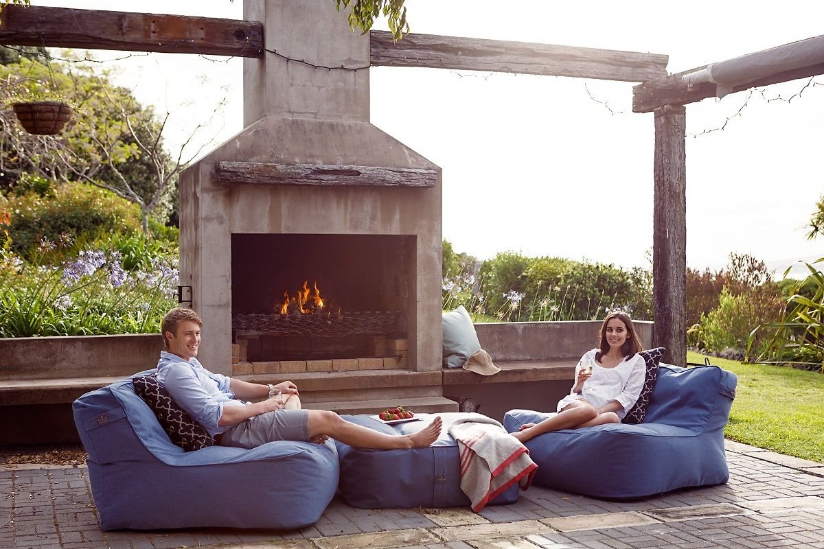 Charming Comfy Outdoor Bean Bag Chairs