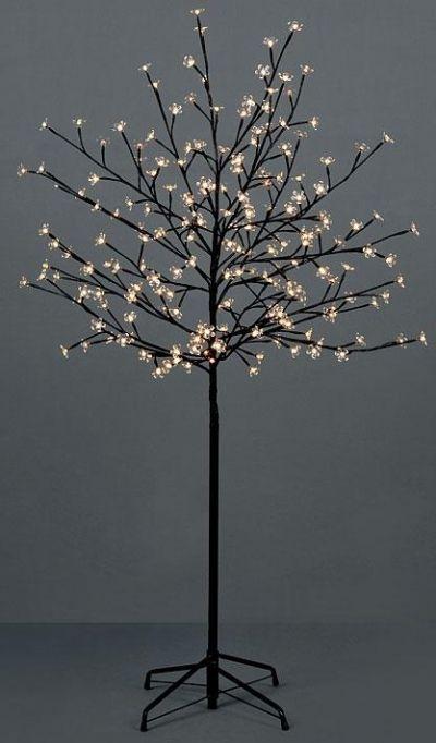 Premier Osaka Warm White Cherry Blossom Led Christmas Light Tree Led Christmas Lights Light Up Tree White Cherry Blossom