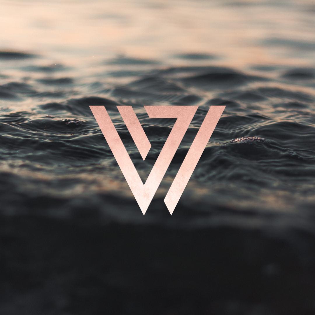 Vv Logo Design By Amari Creative V Logo Design Monogram Logo