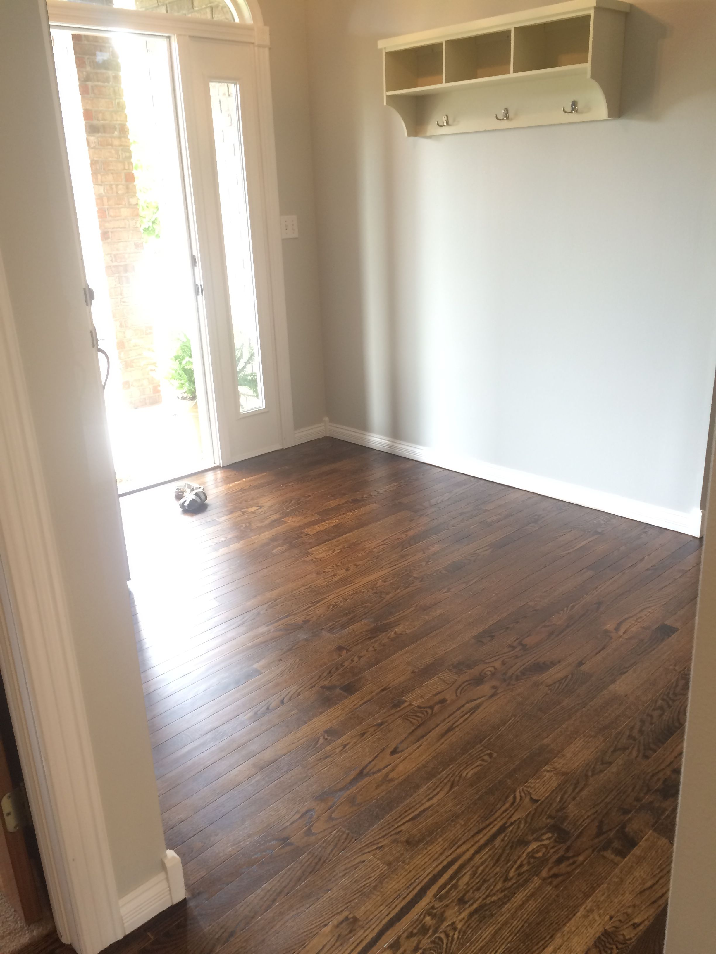 Refinishing 1960s Oak Flooring What Is Most Timeless