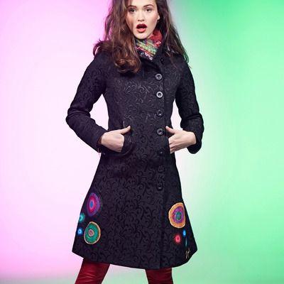 Manteau femme desigual solde