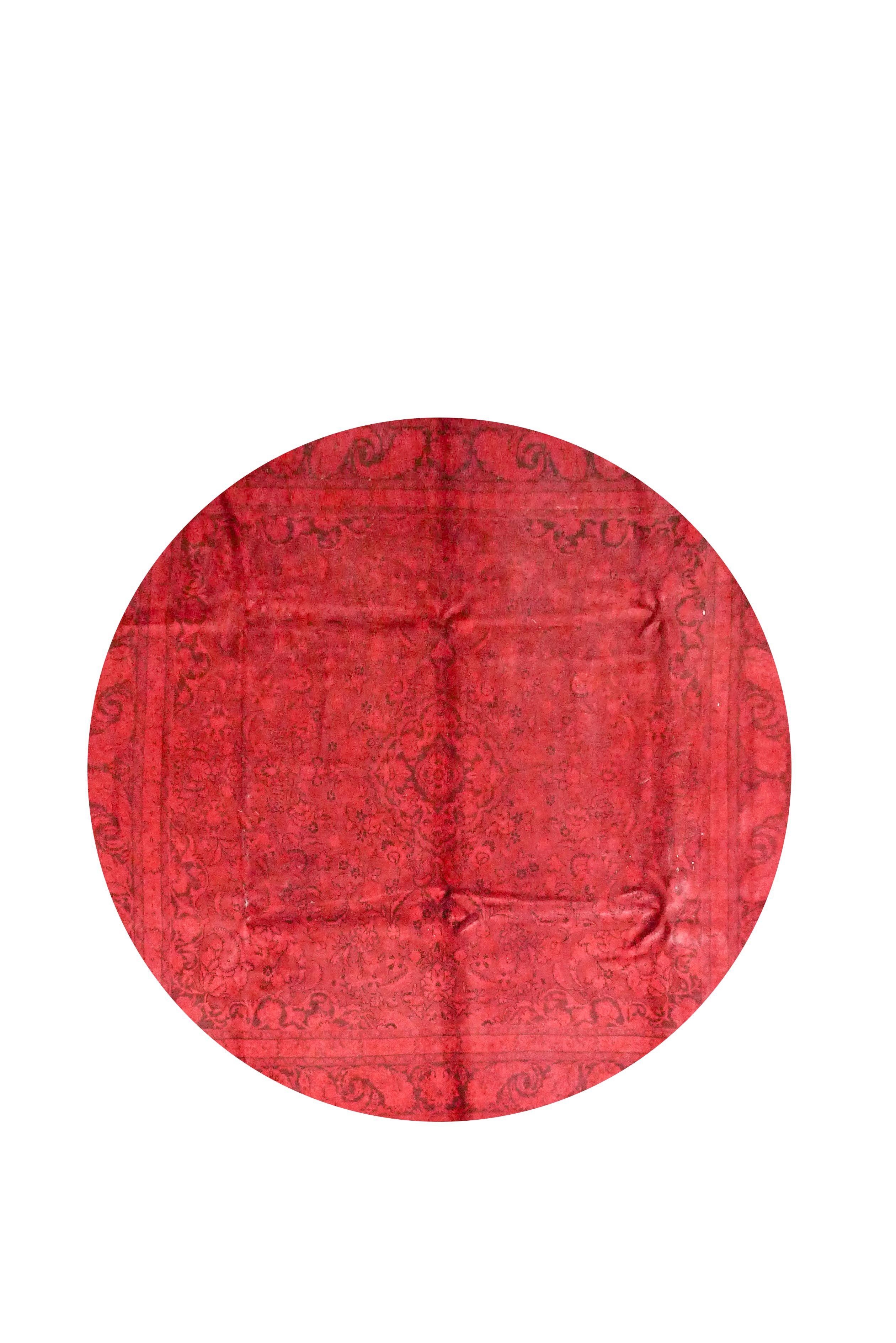 Rot Er Teppich By Kiskan Process Hamburg Orientteppich
