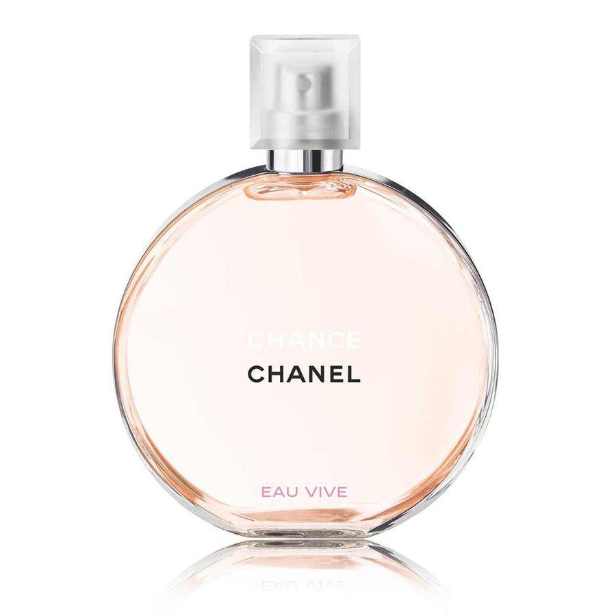 CHANEL - CHANCE EAU VIVE - śliczne! woda perfumowana - 50ml - 72 EUR