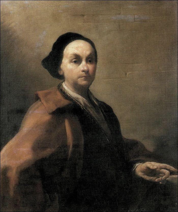 Giuseppe Maria Crespi · Autoritratto · 1720 · Pinacoteca Nazionale · Bologna