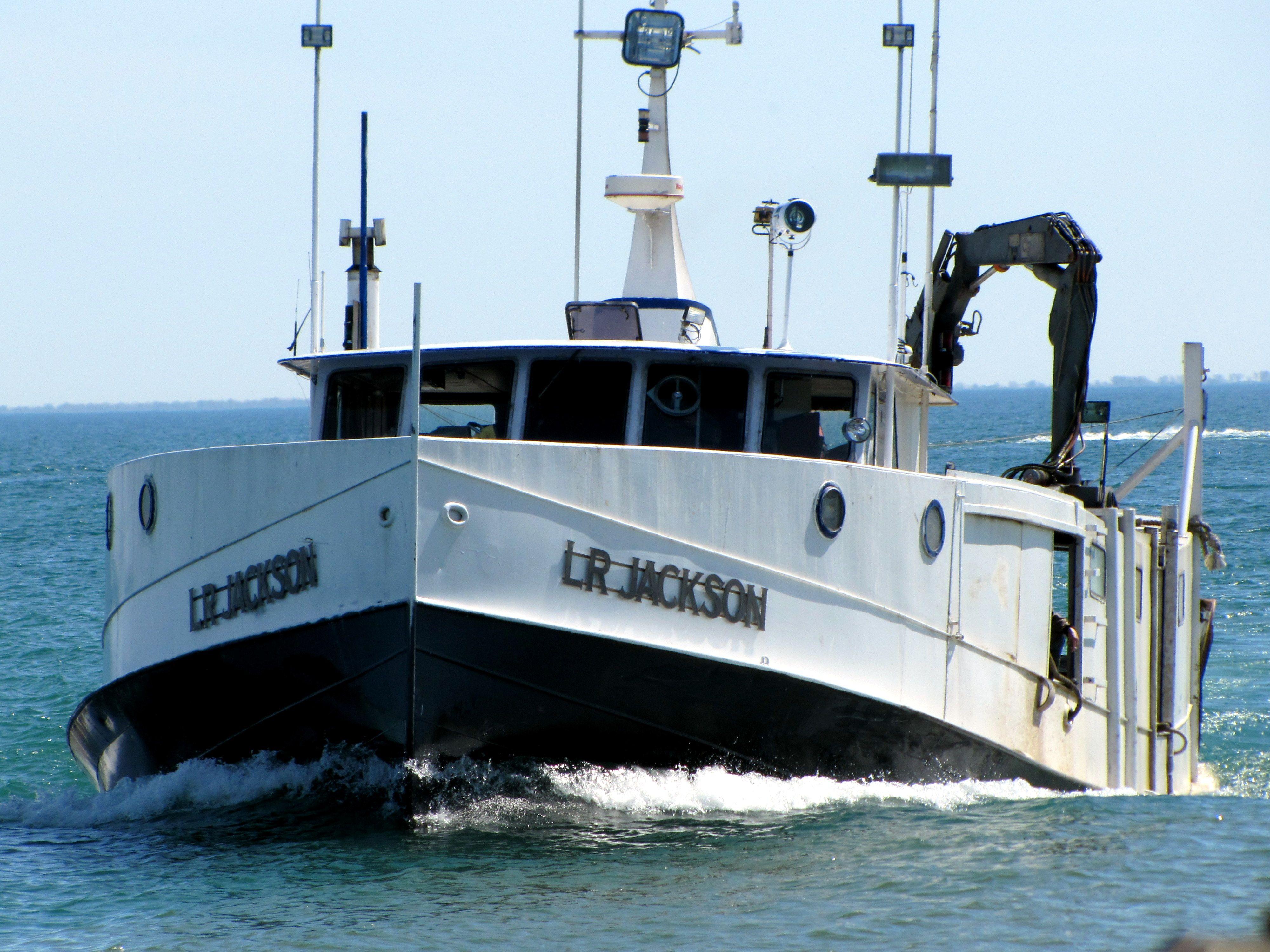Lake Erie fishing boat returning safely MyPics Animals