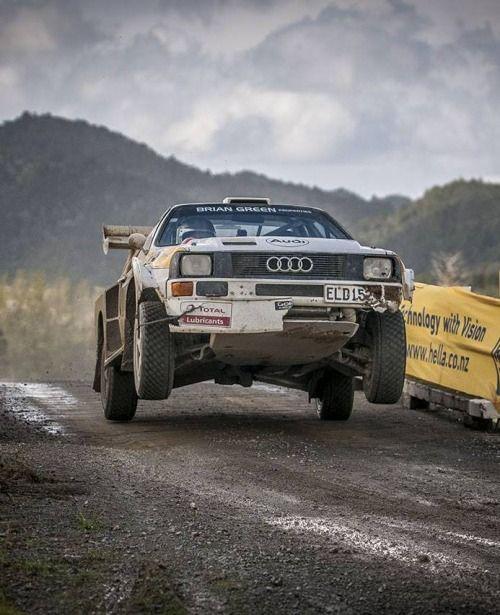 Looks Like The Hella Bridge Jump At Rally Whangarei In New Zealand