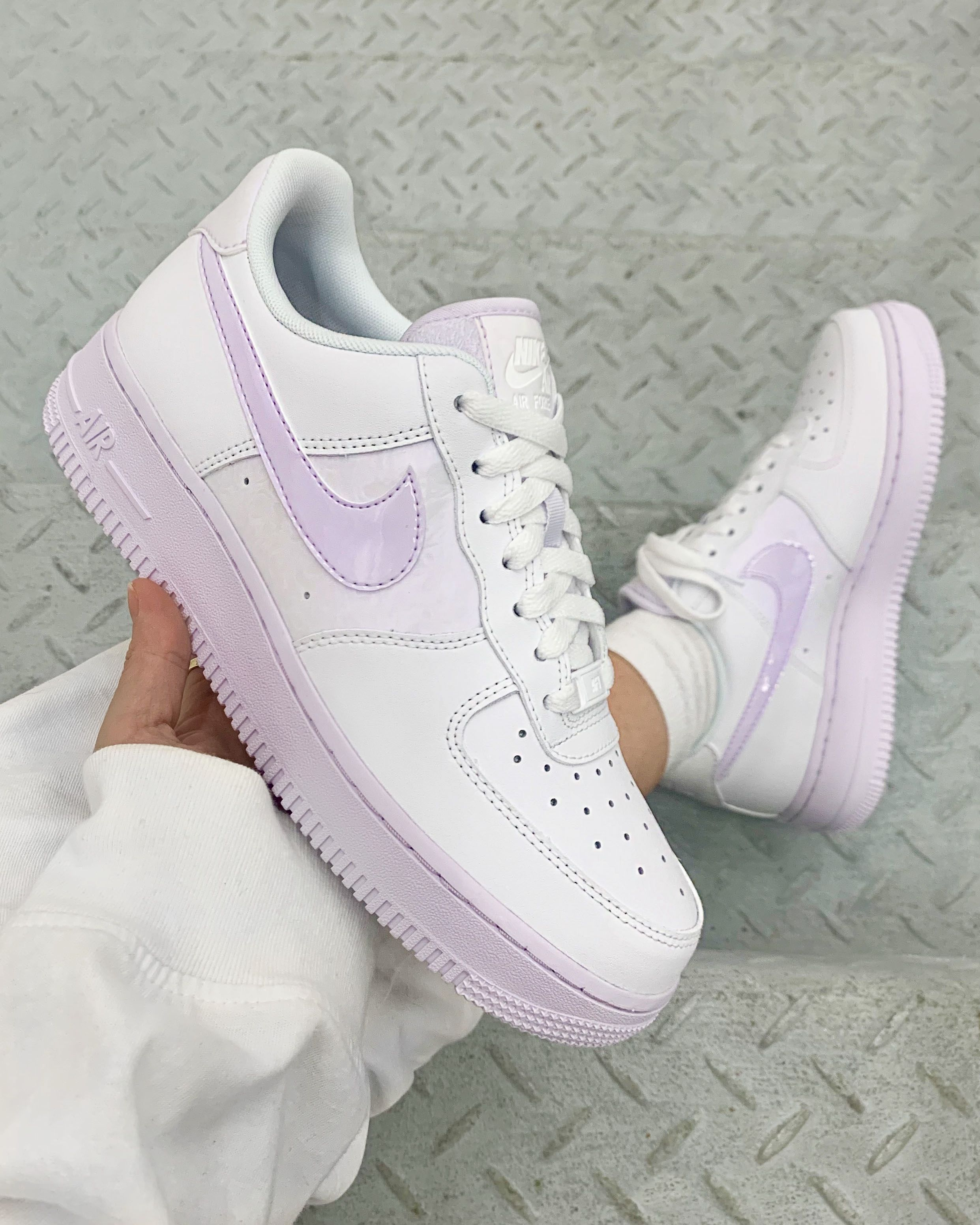 Nike Air Force 1 LV8 White Platinum Tint | CW7584-100 in ...