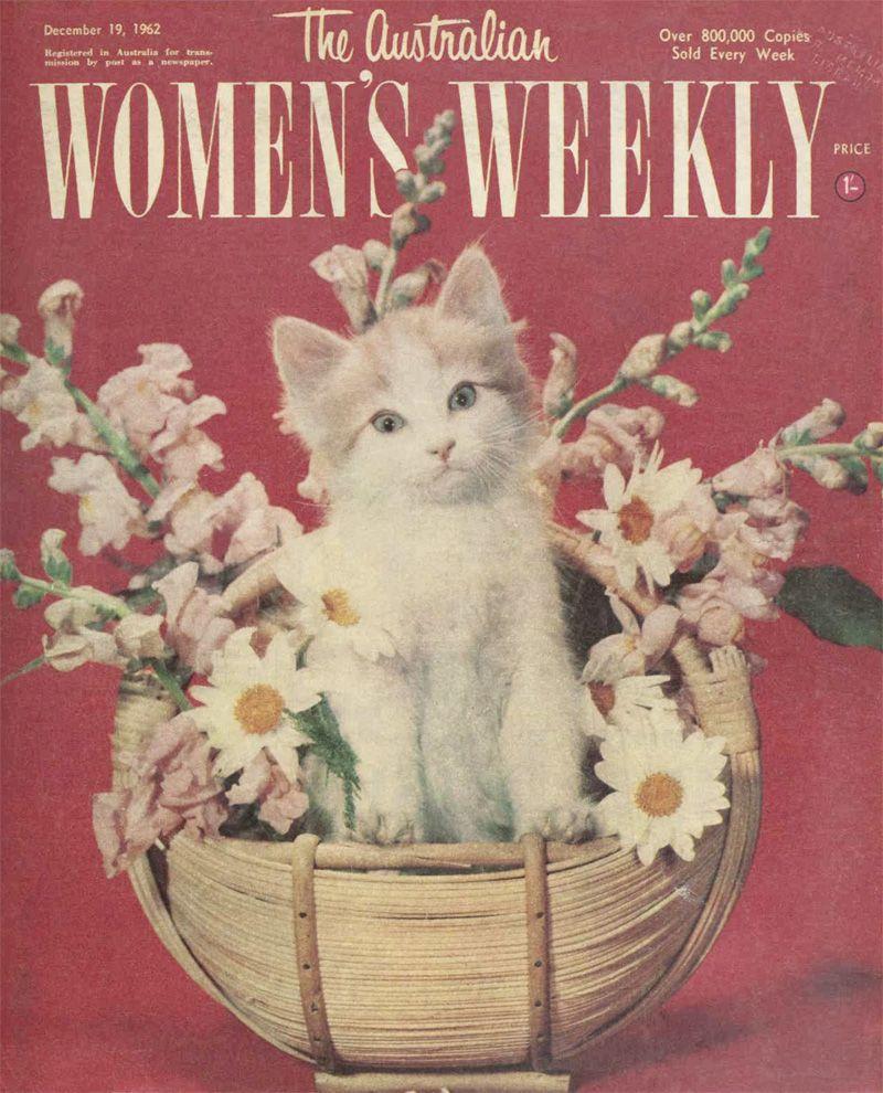 The Australian Women S Weekly Magazine