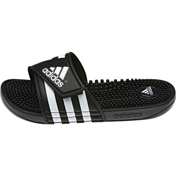 Adidas adissage Slides ($30) ❤ liked on