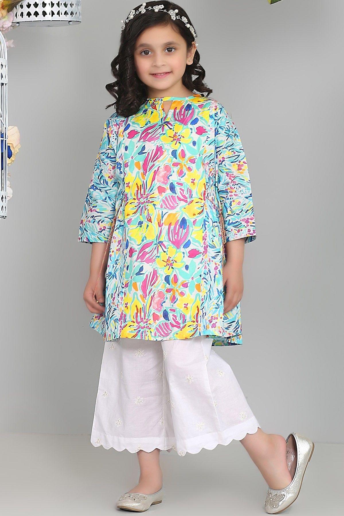 BakhtawerBokhari  Girls dresses sewing, Pakistani kids dresses