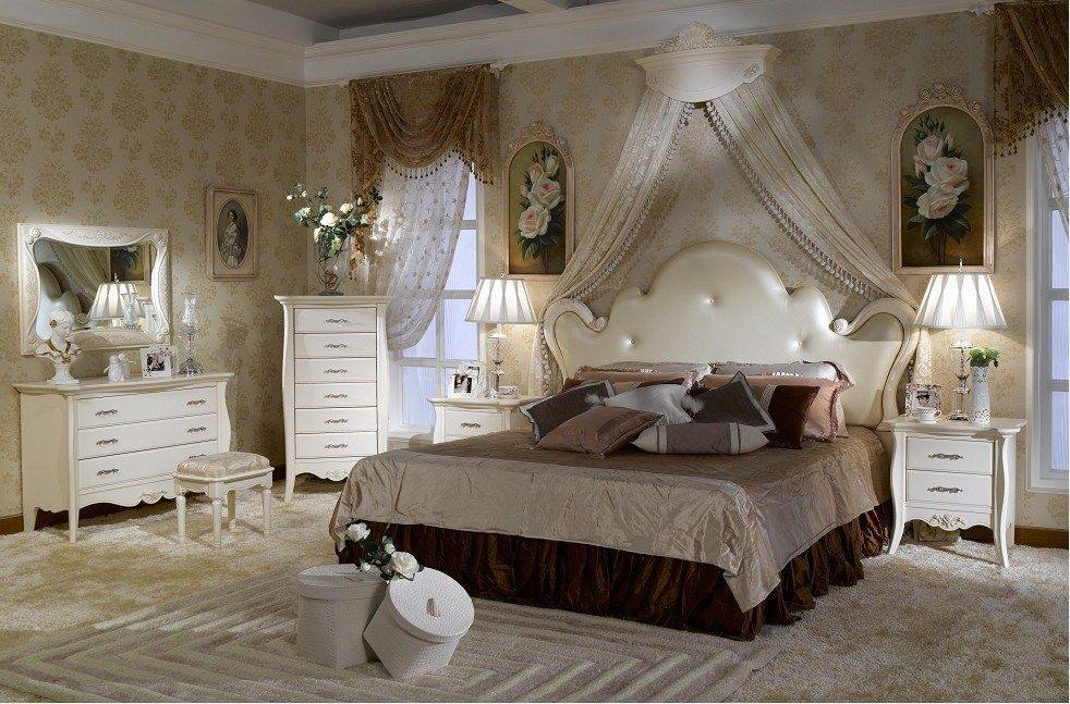 More click [...] Beautiful French Bedroom Designs Ideas ...