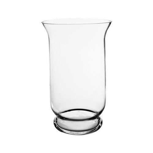 Glass Hurricane Candle Holder H 12 Open 7 Classic Wedding
