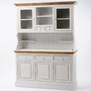 holzschrank k chenschrank landhausstil wei schrank neu pajoma 57013 m bel pinterest haus. Black Bedroom Furniture Sets. Home Design Ideas