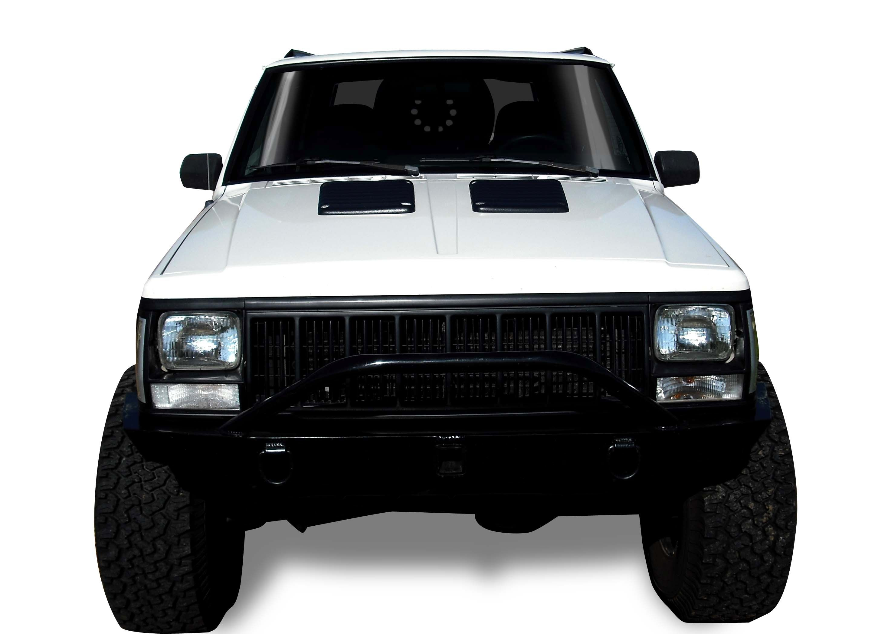 Napier Precision Products Jeep Cherokee Xj Hood Vents Jeep Xj