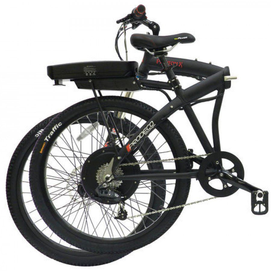 PHANTOM X 36V 500W Electric Bicycle