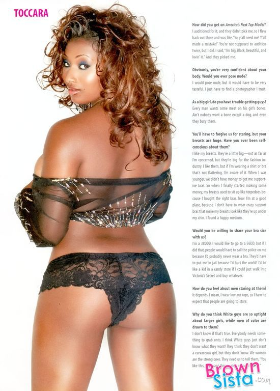 of toccara photos sexy