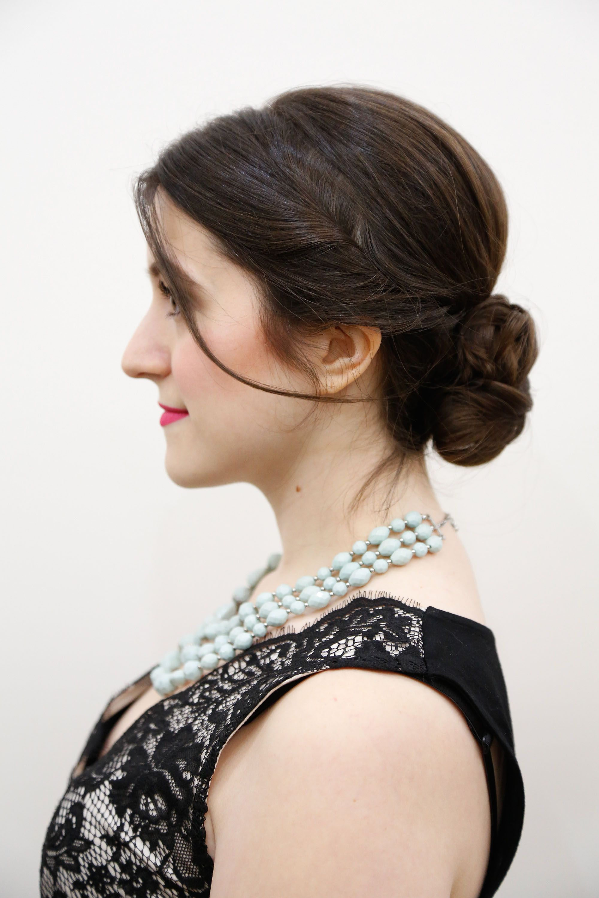 The quick datenight updo you can pull off in minutes updo