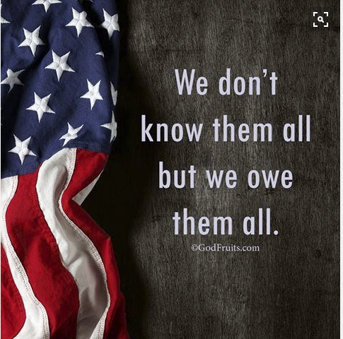 Thank you a million times over!! | Patriotic American ...