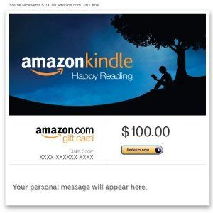 Kindle Voucher Not 100 That Is Just The Image I Try To Get Most Books On Kindle Now So A Voucher W Amazon Gift Card Free Gift Card Gift Card Giveaway