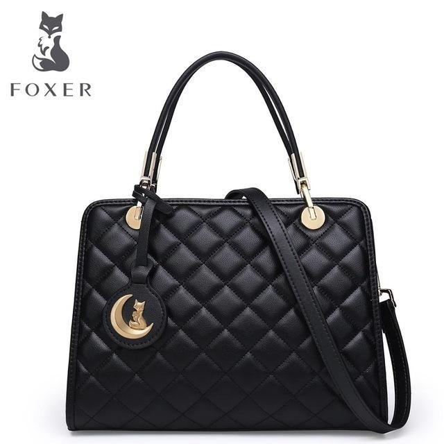 Grace Luxury Women Soft Leather Shoulder Bag
