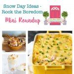 Snow Day Ideas - Rock the Boredom + HM #171 - Life With Lorelai