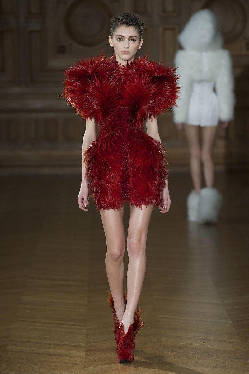 Serkan Cura Haute Couture Catwalk Fashion Fashion Couture