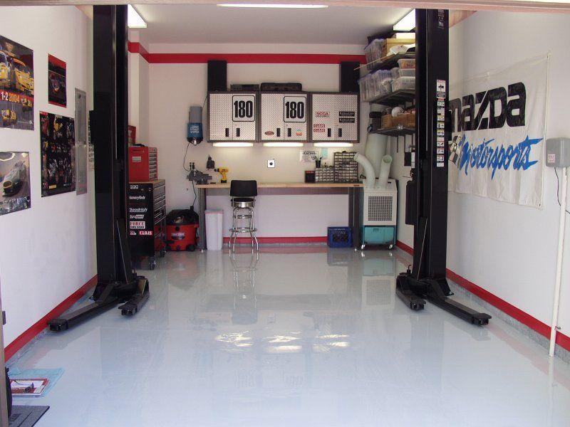 Putting A Lift In My Garage Garage Design Garage Garage Shop