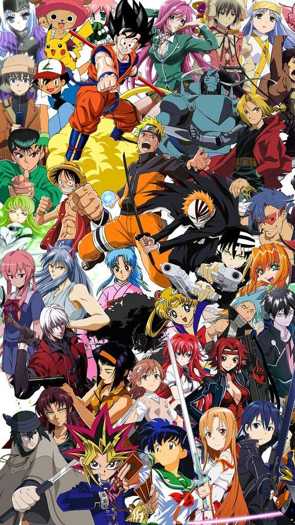 Pin By Fernando Nava On Crossover Anime Crossover Anime Memes Otaku Otaku Anime Background anime crossover wallpaper