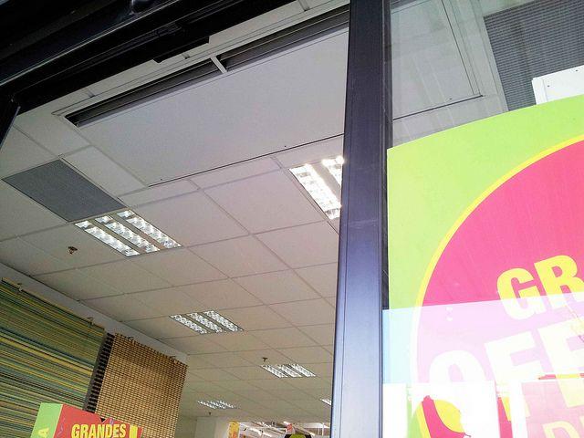 Commercial Entrances Recessed Air Curtains Entrance Commercial