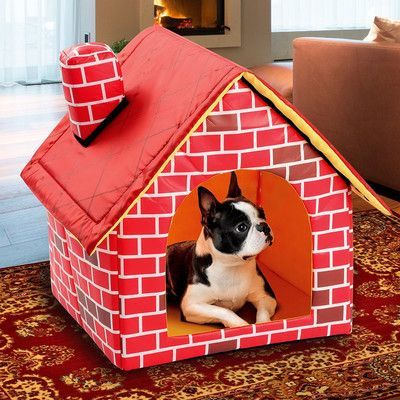 Imperial Home Portable Indoor Dog House