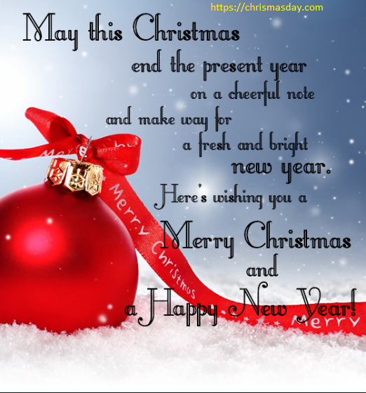 Christmas Day Wishes Quotes For Clients (With images