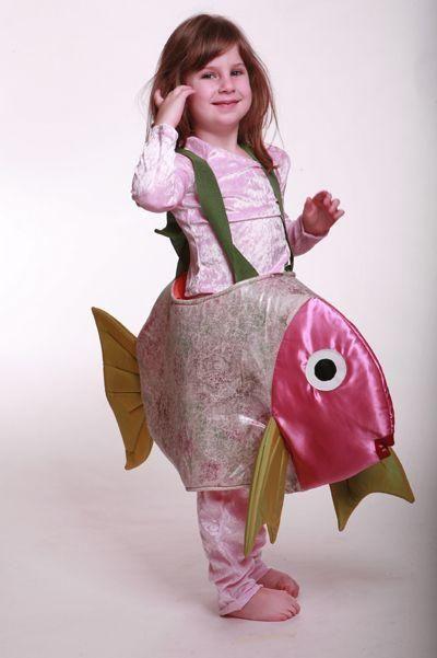 Homemade Fish Costume Idea Under Sea In 2019 Fish Costume